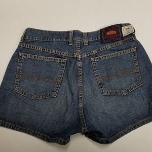 """Lucky Brand Size 10/30 Dungarees 916 3"""" Short Vent"""